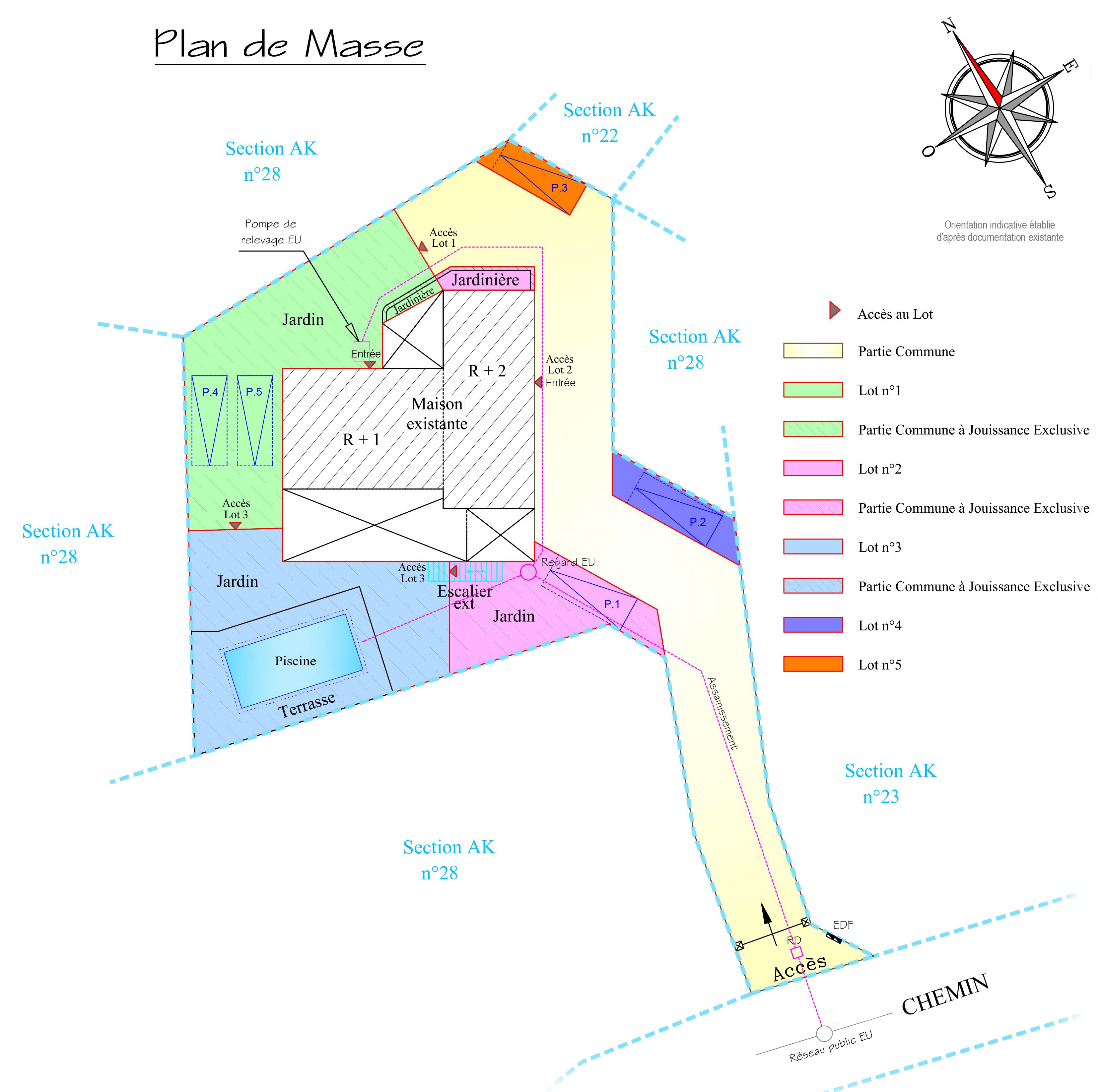 Copropriété-var-sanary-sur-mer-GOPlan