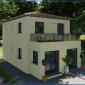 Vidéo animation 3D Villa Six-Fours les plages (var)